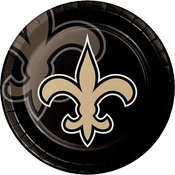 New Orleans Saints Dinner Plates