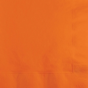 Sunkissed Orange Beverage Napkins 3 ply 500 ct