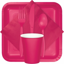 For modern appeal at budget friendly prices, shop our Hot Magenta tableware products from the Touch of Color collection.
