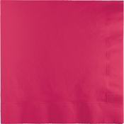 Hot Magenta Luncheon Napkins 3 ply 500 ct