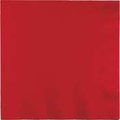 Classic Red Luncheon Napkins 3 ply 500 ct