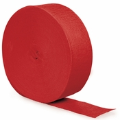 Classic Red Streamers 500 12 ct
