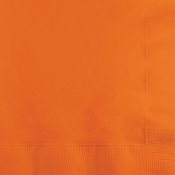 Sunkissed Orange Beverage Napkins 240 ct