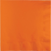 Sunkissed Orange Luncheon Napkins 3 ply 500 ct