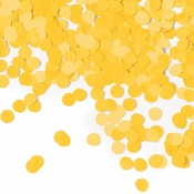 School Bus Yellow Tissue Confetti 12 ct