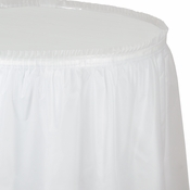 Wholesale Plastic Table Skirts