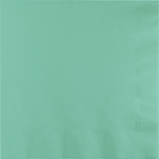 Fresh Mint Green Dinner Napkins 3 Ply 250 ct