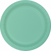 Fresh Mint Green Banquet Plates 240 ct