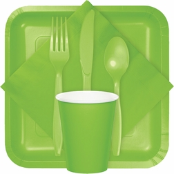 For modern appeal at budget friendly prices, shop our Fresh Lime tableware products from the Touch of Color collection.