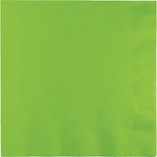 Fresh Lime Green Luncheon Napkins 3 ply 500 ct