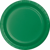 Emerald Green Dessert Plates 900 ct