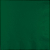 Hunter Green Dinner Napkins 3 Ply 250 ct
