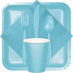 For modern appeal at budget friendly prices, shop our Pastel Blue tableware products from the Touch of Color collection.