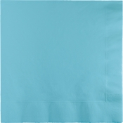 Pastel Blue Dinner Napkins 3 Ply 250 ct