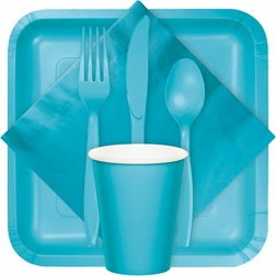 For modern appeal at budget friendly prices, shop our Bermuda Blue tableware products from the Touch of Color collection.