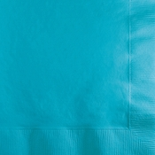 Bermuda Blue Beverage Napkins 3 ply 500 ct