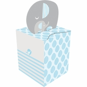 Baby Shower Favor Bags & Boxes
