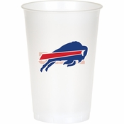 Buffalo Bills 20 oz Plastic Cups