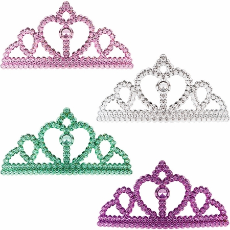 Tiara Haircomb 24 ct