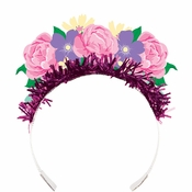 Floral Tea Party Tiaras 48 ct