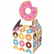 Donut Time Favor Boxes 48 ct