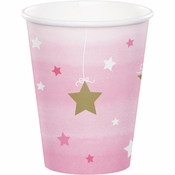 One Little Star Girl Cups 96 ct
