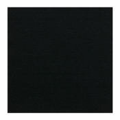 Linen-Like Black Dinner Napkins in quantities of 75 / pkg, 4 pkgs / case