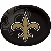 New Orleans Saints Oval Platters