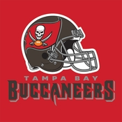 Tampa Bay Buccaneers Luncheon Napkins
