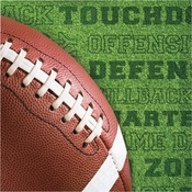 Fall Tailgate Luncheon Napkins 192 ct