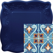 Moroccan Tile Party Supplies