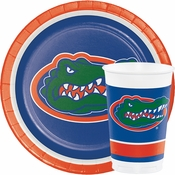 University of Florida Party Supplies