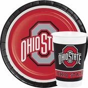 Ohio State University Party Supplies