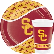 University of Southern California Party Supplies