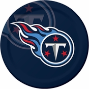 Tennessee Titans Dinner Plates