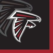 Atlanta Falcons Beverage Napkins
