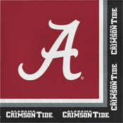 University of Alabama Luncheon Napkins 240 ct