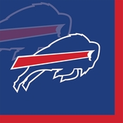 Buffalo Bills Beverage Napkins