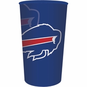Buffalo Bills 22 oz Plastic Stadium Cups
