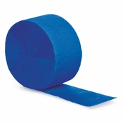 Cobalt Blue Streamer