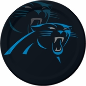 Carolina Panthers Dinner Plates