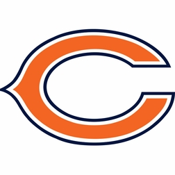 Blue and orange Chicago Bears Party Supplies