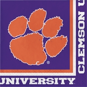 Clemson University Luncheon Napkins 240 ct