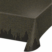 Roaring 20s Plastic Tablecloths 6 ct