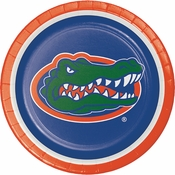 University of Florida Dinner Plates 96 ct