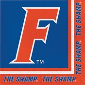 University of Florida Luncheon Napkins 240 ct