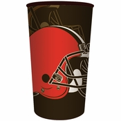 Cleveland Browns 22 oz Stadium Cups 20 ct