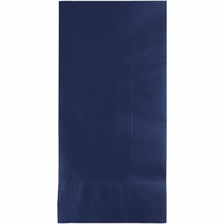 Navy 2 Ply Dinner Napkins 600 ct