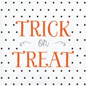 Trick or Treat Halloween Beverage Napkins 192 ct