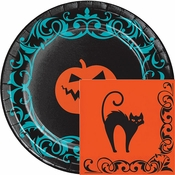 Halloween Symbols Party Supplies